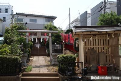 林稲荷神社(練馬区豊玉北)1