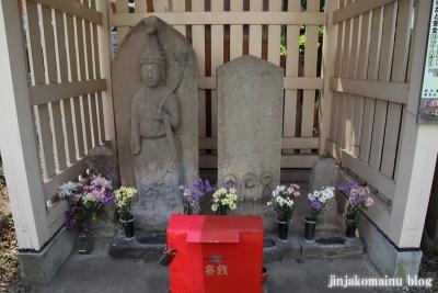 林稲荷神社(練馬区豊玉北)9