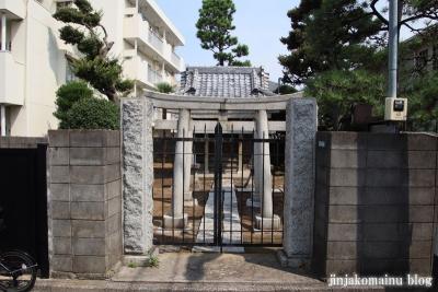 林稲荷神社(練馬区桜台)1