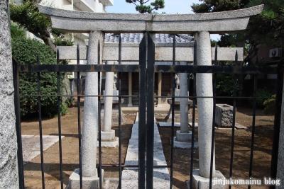 林稲荷神社(練馬区桜台)2