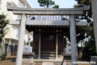 林稲荷神社(練馬区桜台)6