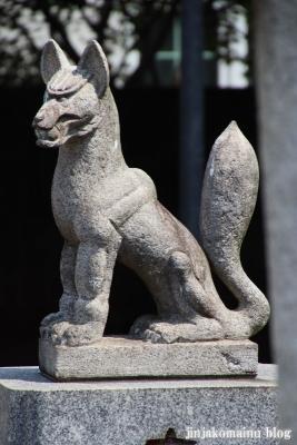 林稲荷神社(練馬区桜台)3