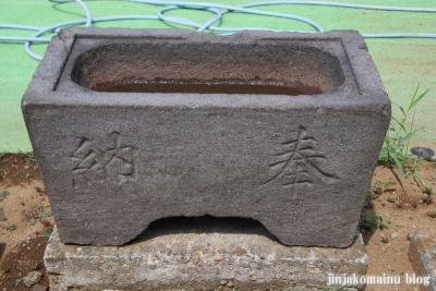 羽澤稲荷神社(練馬区羽沢)4