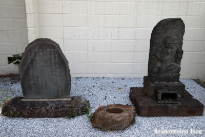 羽澤稲荷神社(練馬区羽沢)11