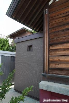 羽澤稲荷神社(練馬区羽沢)10