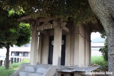 稲荷神社(板橋区小茂根)6