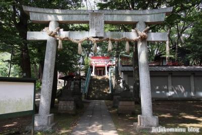 御嶽神社(板橋区桜川)4