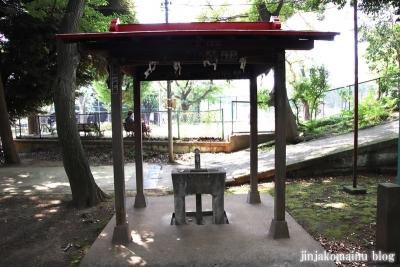 御嶽神社(板橋区桜川)16