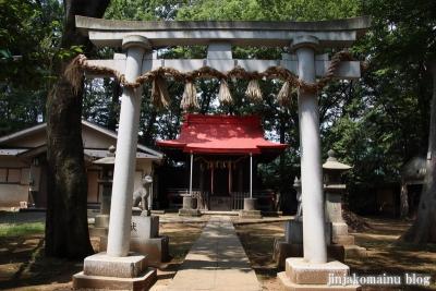 御嶽神社(板橋区桜川)17