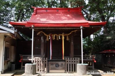 御嶽神社(板橋区桜川)28