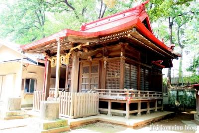 御嶽神社(板橋区桜川)30