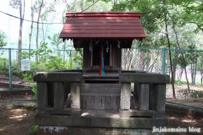 御嶽神社(板橋区桜川)49