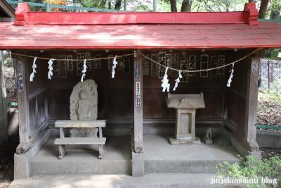 御嶽神社(板橋区桜川)50