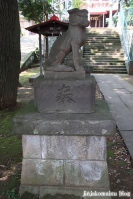 御嶽神社(板橋区桜川)10