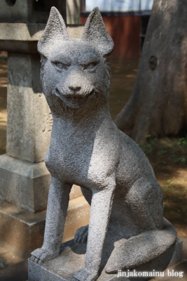 御嶽神社(板橋区桜川)19