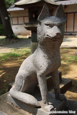 御嶽神社(板橋区桜川)23