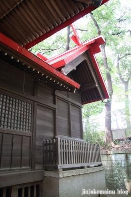 御嶽神社(板橋区桜川)31