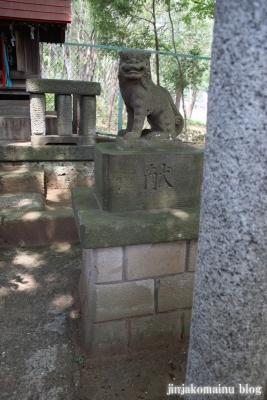 御嶽神社(板橋区桜川)39