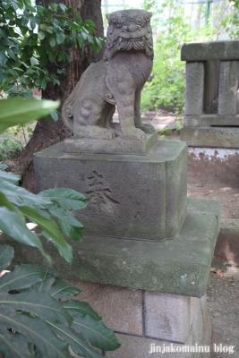 御嶽神社(板橋区桜川)43