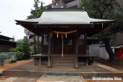 氷川台諏訪神社(練馬区氷川台)21