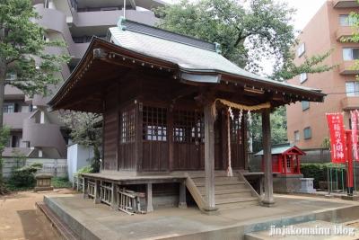氷川台諏訪神社(練馬区氷川台)22