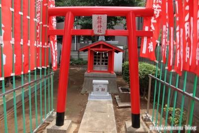 氷川台諏訪神社(練馬区氷川台)24