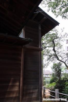 氷川台諏訪神社(練馬区氷川台)23