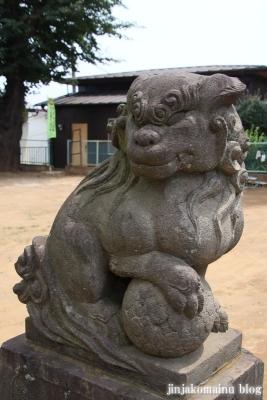 氷川台諏訪神社(練馬区氷川台)10