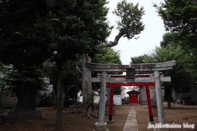 西本村稲荷神社(練馬区平和台)1