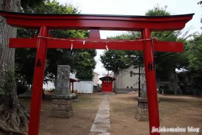 西本村稲荷神社(練馬区平和台)5