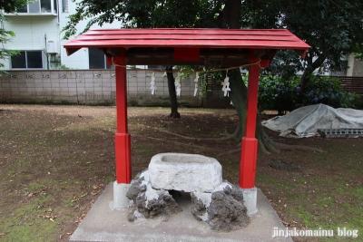 西本村稲荷神社(練馬区平和台)8