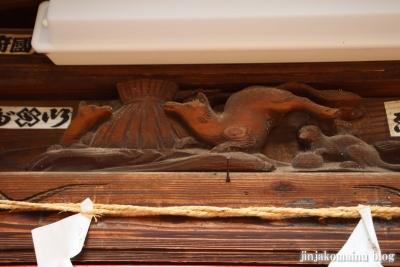 西本村稲荷神社(練馬区平和台)10