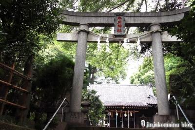 氷川神社(練馬区氷川台)5