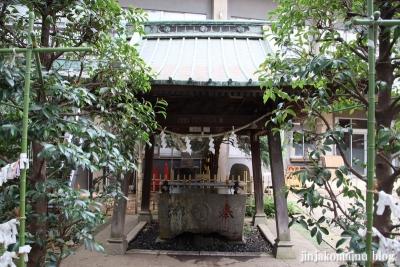氷川神社(練馬区氷川台)18