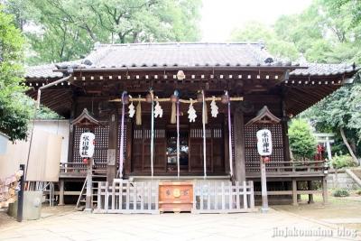 氷川神社(練馬区氷川台)20