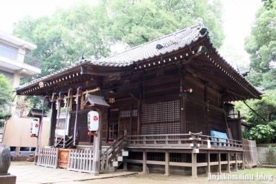 氷川神社(練馬区氷川台)21