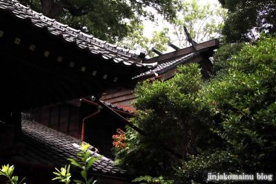 氷川神社(練馬区氷川台)22