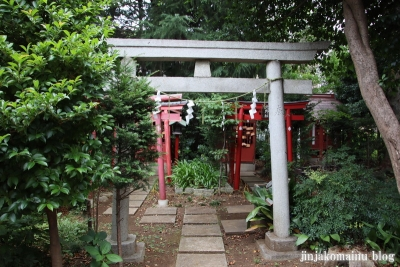 氷川神社(練馬区氷川台)23