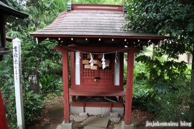 氷川神社(練馬区氷川台)24