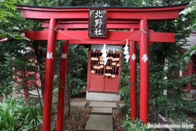 氷川神社(練馬区氷川台)25