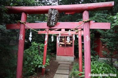 氷川神社(練馬区氷川台)26