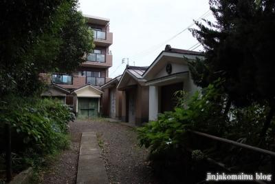 氷川神社(練馬区氷川台)27