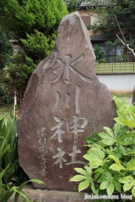 氷川神社(練馬区氷川台)2