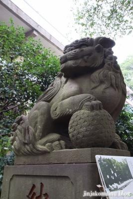 氷川神社(練馬区氷川台)12