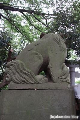 氷川神社(練馬区氷川台)9