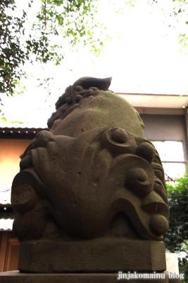 氷川神社(練馬区氷川台)10