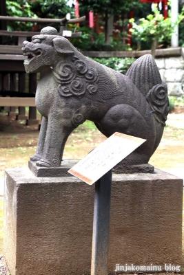 氷川神社(練馬区氷川台)28
