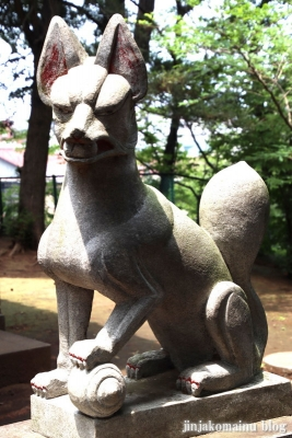 高稲荷神社(練馬区桜台)7