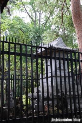 高稲荷神社(練馬区桜台)12
