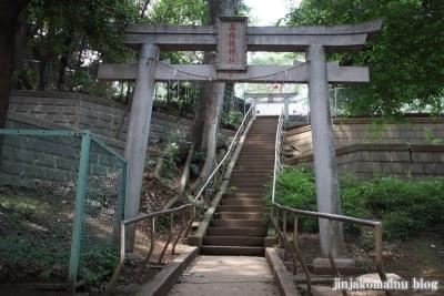 高稲荷神社(練馬区桜台)2